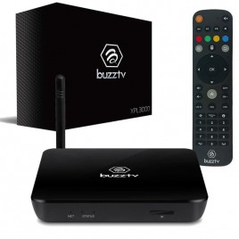 BuzzTV XPL 3000 Android IPTV OTT HD 4K TV Box