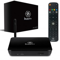 BuzzTV XPL 3000 Android IPTV OTT HD 4K TV Box