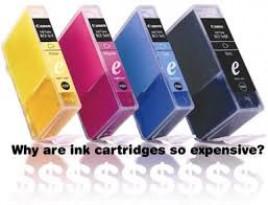 HP 61xl Tricolor Ink Cartridge
