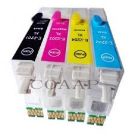 Epson T252 Cyan Ink Cartridge