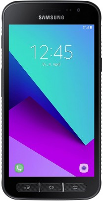 SAMSUNG GALAXY Xcover 4 SM-G390W 16GB Black – Unlocked